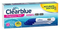 Clearblue Easy Digital Pregnancy Test - click for full size